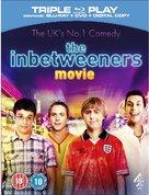 The Inbetweeners Movie - British Blu-Ray movie cover (xs thumbnail)