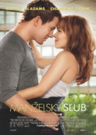 The Vow - Slovak Movie Poster (xs thumbnail)