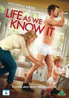Life as We Know It - Danish DVD movie cover (xs thumbnail)