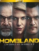 """Homeland"" - French Movie Cover (xs thumbnail)"