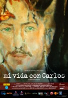 My Life with Carlos - Spanish Movie Poster (xs thumbnail)