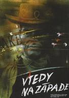 C'era una volta il West - Czech Movie Poster (xs thumbnail)