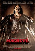 Machete - Canadian Movie Poster (xs thumbnail)