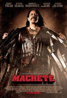Machete - Canadian Movie Poster (xs thumbnail)