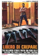 The Legend of Nigger Charley - Italian Movie Poster (xs thumbnail)