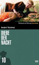 Les voleurs - German VHS movie cover (xs thumbnail)