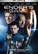 Ender's Game - DVD movie cover (xs thumbnail)