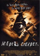 Jeepers Creepers - German Movie Cover (xs thumbnail)