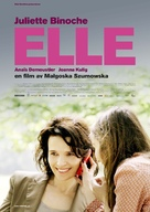 Elles - Swedish Movie Poster (xs thumbnail)