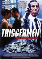 Triggermen - French DVD cover (xs thumbnail)