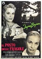 Smultronstället - Italian Movie Poster (xs thumbnail)