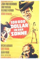 Cent mille dollars au soleil - German Movie Poster (xs thumbnail)