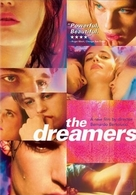 The Dreamers - DVD movie cover (xs thumbnail)