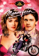 Mannequin - DVD cover (xs thumbnail)