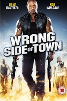 Wrong Side of Town - British DVD cover (xs thumbnail)