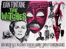 The Witches - British Movie Poster (xs thumbnail)