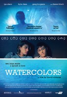 Watercolors - Movie Poster (xs thumbnail)