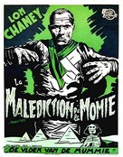 The Mummy's Curse - Belgian Movie Poster (xs thumbnail)