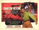 The Naked Jungle - Movie Poster (xs thumbnail)