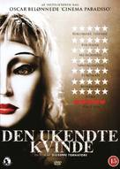 La sconosciuta - Danish DVD cover (xs thumbnail)