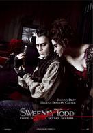 Sweeney Todd: The Demon Barber of Fleet Street - Turkish Movie Poster (xs thumbnail)
