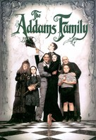 The Addams Family - DVD cover (xs thumbnail)