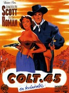 Colt .45 - French Movie Poster (xs thumbnail)