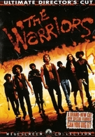 The Warriors - DVD cover (xs thumbnail)