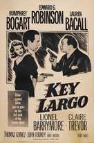 Key Largo - Re-release poster (xs thumbnail)