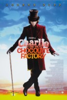 Charlie and the Chocolate Factory - Movie Poster (xs thumbnail)