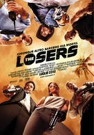 The Losers - Italian Movie Poster (xs thumbnail)