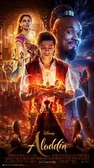 Aladdin - Malaysian Movie Poster (xs thumbnail)
