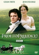 """Pride and Prejudice"" - DVD movie cover (xs thumbnail)"