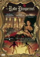 The Scarlet Pimpernel - Danish DVD cover (xs thumbnail)