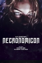 Necronomicon - French DVD cover (xs thumbnail)
