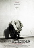 The Last Exorcism - German Movie Poster (xs thumbnail)