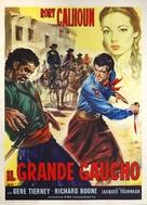 Way of a Gaucho - Italian Movie Poster (xs thumbnail)