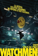 Watchmen - Mexican Movie Poster (xs thumbnail)