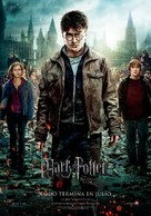 Harry Potter and the Deathly Hallows: Part II - Mexican Movie Poster (xs thumbnail)