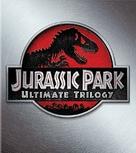 Jurassic Park - Blu-Ray movie cover (xs thumbnail)