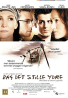 Bag det stille ydre - Danish poster (xs thumbnail)