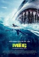 The Meg - Indonesian Movie Poster (xs thumbnail)