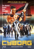 Cyborg - Austrian Movie Cover (xs thumbnail)