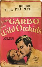 Wild Orchids - Movie Poster (xs thumbnail)