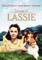 Courage of Lassie - DVD movie cover (xs thumbnail)