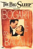 The Big Sleep - Danish DVD cover (xs thumbnail)