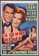 Dream Wife - Belgian Movie Poster (xs thumbnail)