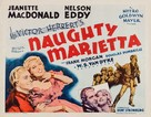 Naughty Marietta - Re-release poster (xs thumbnail)