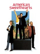 America's Sweethearts - DVD cover (xs thumbnail)