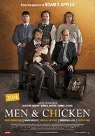 Mænd & høns - Belgian Movie Poster (xs thumbnail)